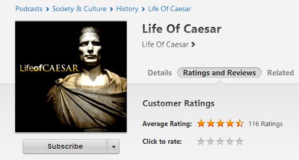 Life of Caesar Episode 22