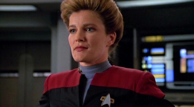 Worst Captain Award Goes to Janeway