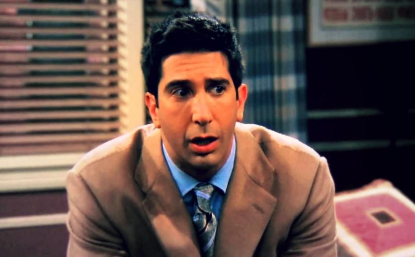 Image of Ross Geller