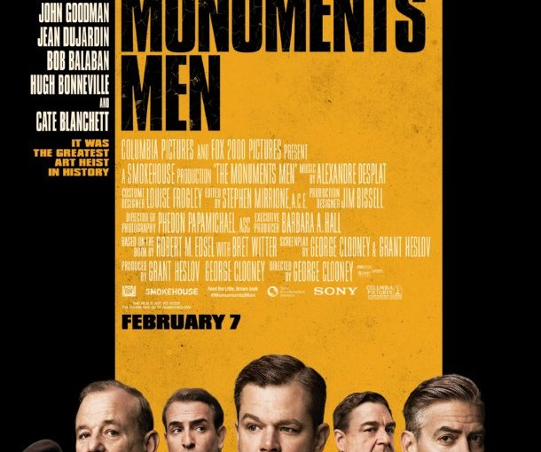 The Monuments Men – A Quick Review