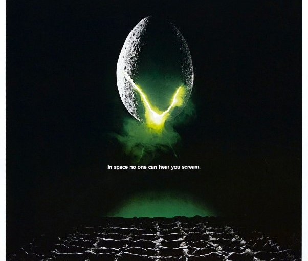 """Movie poster for the movie """"Alien"""""""