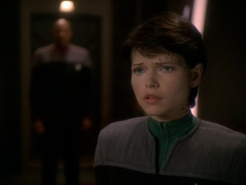 Image of Ezri Dax from Star Trek Deep Space 9.