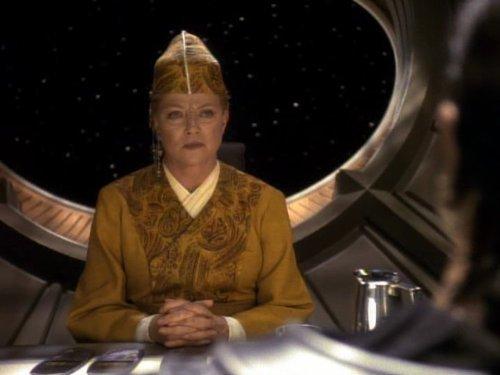 Image of Kai Winn from Star Trek Deep Space 9.