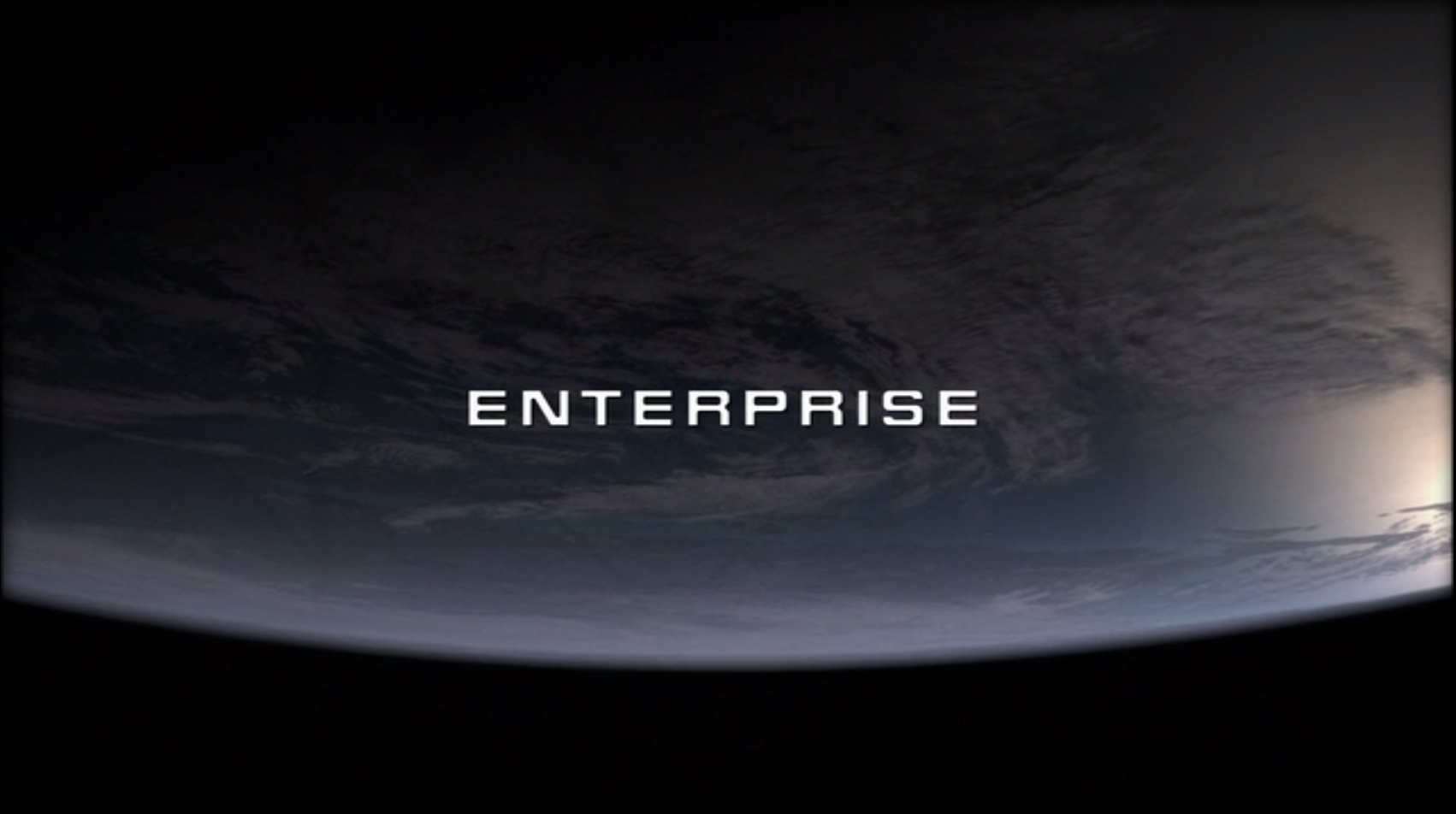 "Image of earth with text ""Enterprise"""