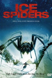 The 'Ice Spiders' movie poster