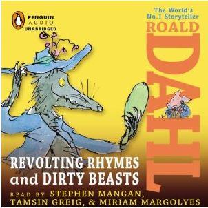 <em>Revolting Rhymes, Dirty Beasts, and Dirty Sluts</em>