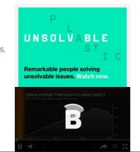 An UN MUTED autoplay video that follows you around? Neat. I love it. Not annoying at all Bloomberg.