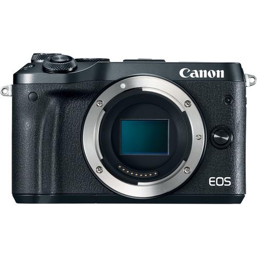Canon Makes Incremental Updates – <em>The EOS M6 Mirrorless</em>