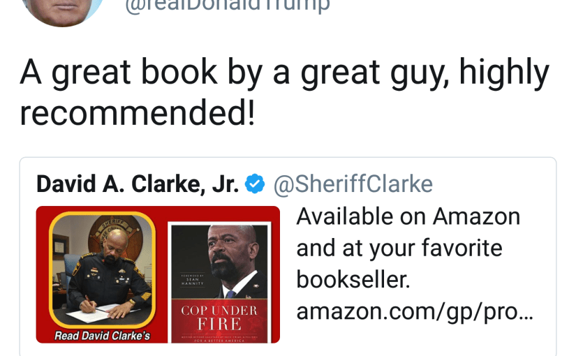 More Info on Trump's Book Recommendation!!!
