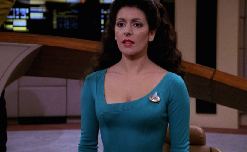 <em>What's Deanna Troi up to these days?</em>