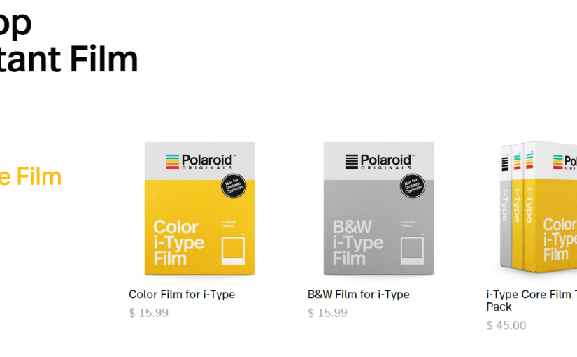 The Comparative Cost of Film and Digital Photography