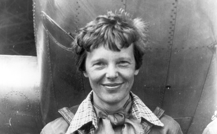 The History Channel's <em>Amelia Earhart: The Lost Evidence</em> Mockumentary