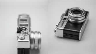 The new Yashica camera