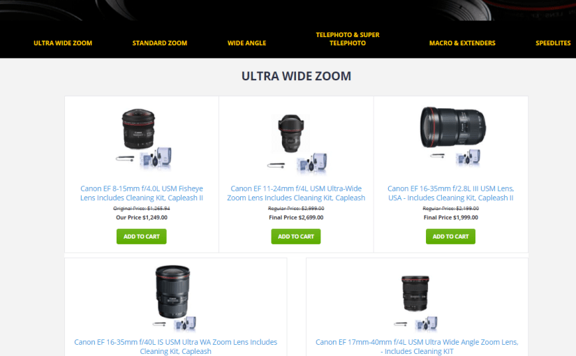 When DSLR Lens Price Drops Are Not Price Drops