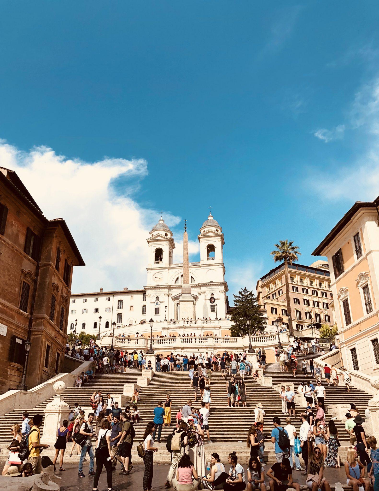 Pressereise: #KENZOPOPPYPARADE in Rom