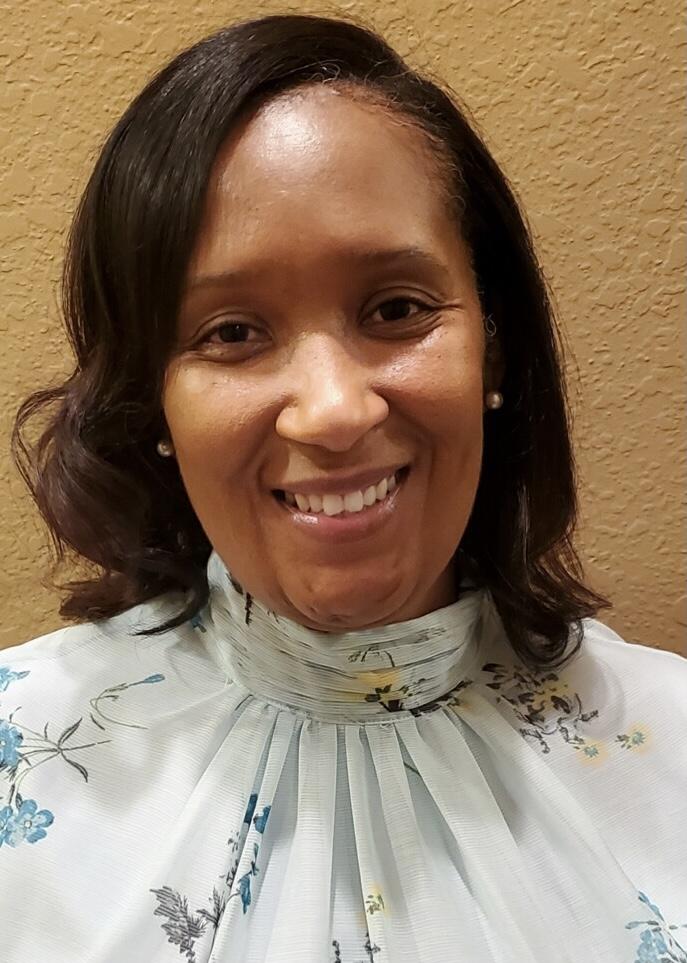 Dr. Tameka Jordan, PHD, DHSC