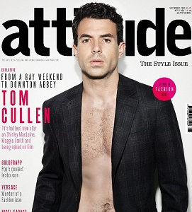 Tom Cullen (Photo: Attitude Joseph Sinclair)