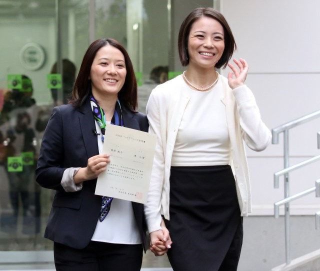 New Poll Shows Majority Of Japanese Support Marriage Equality Pinknews  C B Pinknews