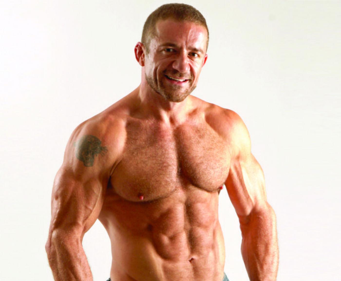 Donald gay bodybuilder