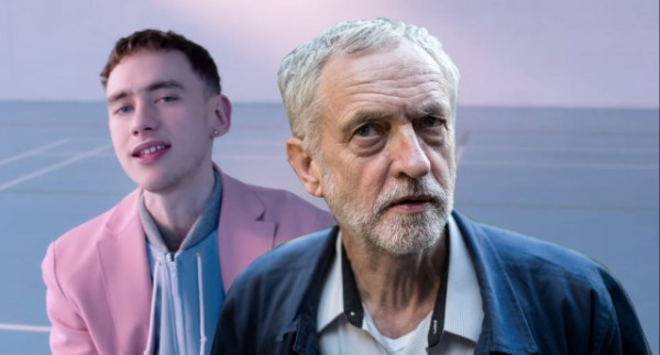 Years and Years singer Olly Alexander reveals his rather ...