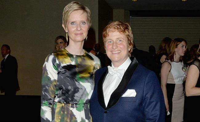 Mayor De Blasio And His New Wife