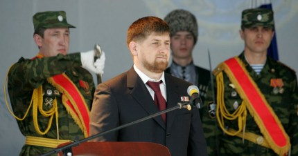 Chechen Kadyrov