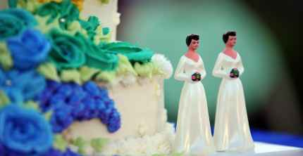 gay same sex wedding