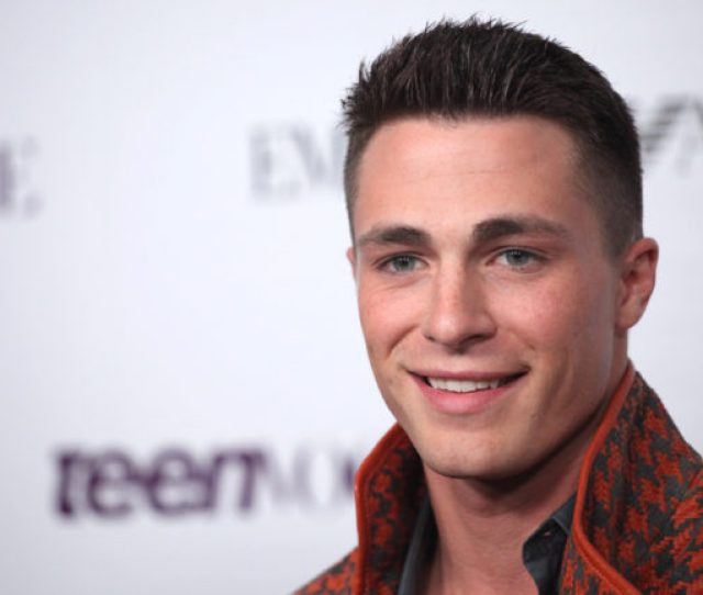 Colton Haynes Photo By Tommaso Boddi Getty Images