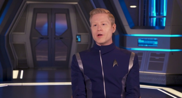 Image result for anthony rapp star trek