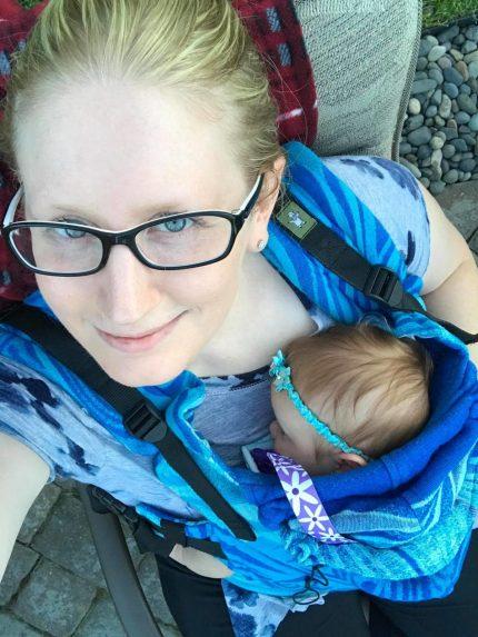 Elisabeth Keturah Anderson-Sierra donated her breast milk