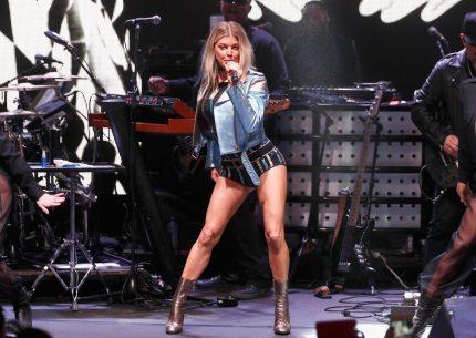 Bisexual singer Fergie