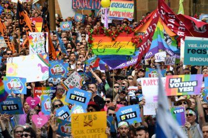 Protests in Australia