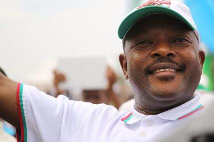 Burundian President Pierre Nkurunziza (Getty)