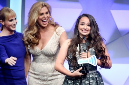 BEVERLY HILLS, CALIFORNIA - APRIL 02: Jazz Jennings accepts the award for outstanding reality program for 'I am Jazz' onstage during the 27th Annual GLAAD Media Awards at the Beverly Hilton Hotel on April 2, 2016 in Beverly Hills, California. (Photo by Frederick M. Brown/Getty Images)