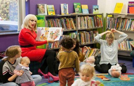 Judge dismisses lawsuit against drag queen story hour in Texas