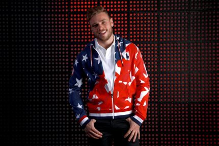 Freestyle Skiier Gus Kenworthy poses for a portrait during the Team USA Media Summit ahead of the PyeongChang 2018 Olympic Winter Games on September 25, 2017 in Park City, Utah. (Photo by Tom Pennington/Getty Images)