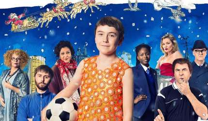 David Walliams' book The Boy In The Dress was adapted by the BBC (BBC)