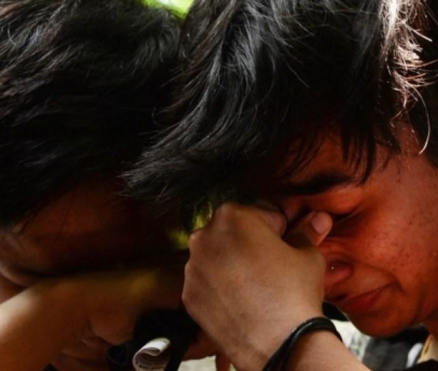 Indian Members Of The Lesbian Gay Bisexual Transgender Lgbt Community React