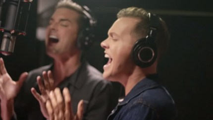 """Connor Smith and Drew Tabla covering """"Always Remember Us This Way"""" from A Star is Born"""