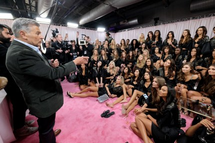 Ed Razek apologised for his comments about not wanting Victoria's Secret to have trans models