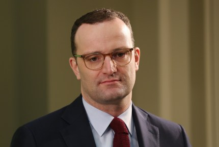 Jens Spahn of the CDU