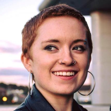 Olivia McMahon, who now campaigns with Time for Inclusive Education