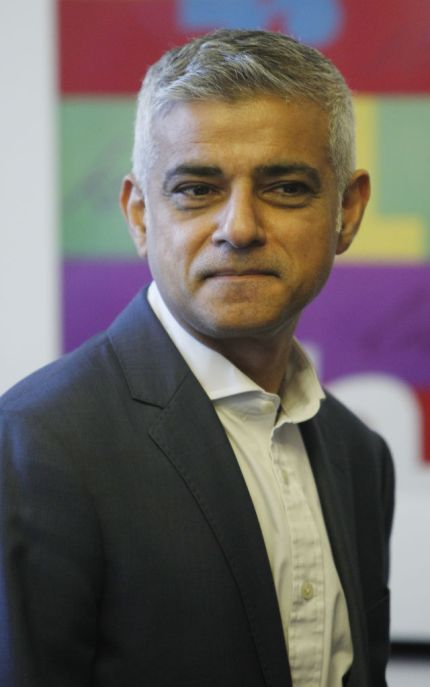 Sadiq Khan fronts 'It Gets Better' video for LGBT youth