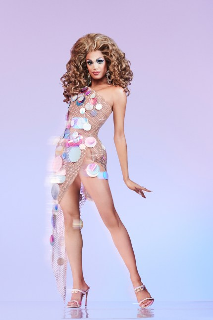 Photo of Valentina from RuPaul's Drag Race All Stars 4.