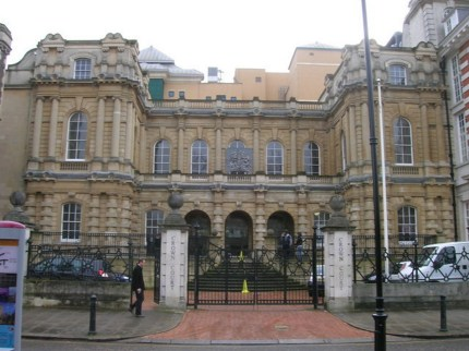 Reading Crown Court, where Richard Dowling and Annette Breakspear were sentenced
