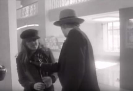 """The video for The Pogues' """"Fairytale of New York,"""" which features the anti-gay slur """"faggot"""" in its lyrics"""