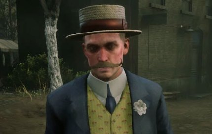 Nigel in Red Dead Redemption. (Rockstar)