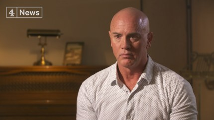 Gay cure therapist David Matheson backed calls for a ban