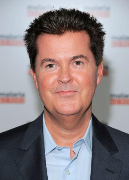 Producer and creator of American Idol Simon Fuller