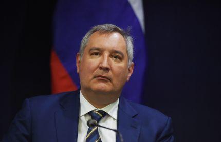 Former Russian Deputy Prime Minister Dmitry Rogozin